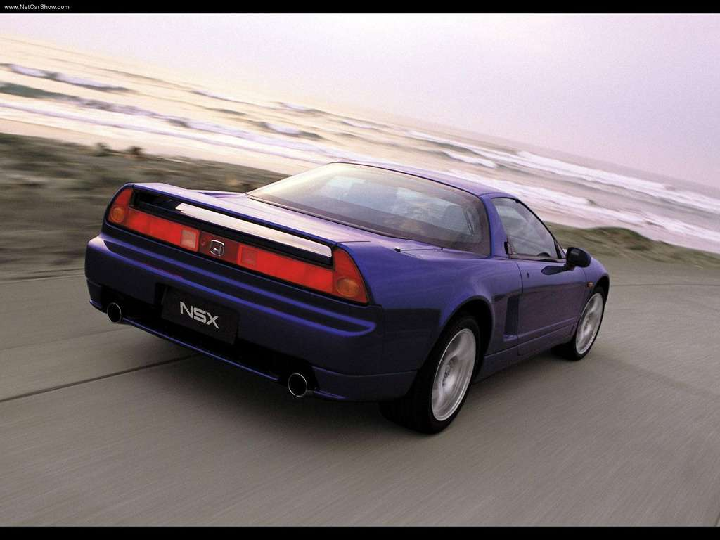 Honda Nsx The First Time Influx Magazine