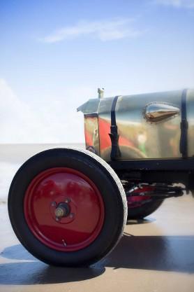 Neil Tuckett's Golden Model T Ford Racer http://tuckettbrothers.co.uk