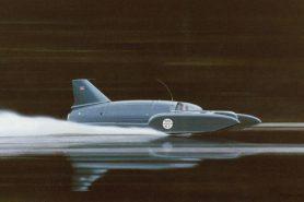 Donald Campbell Bluebird K7