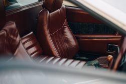 Lotus Esprit interior