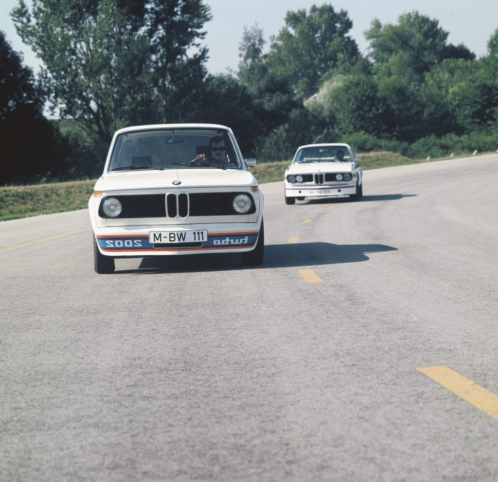 two BMW