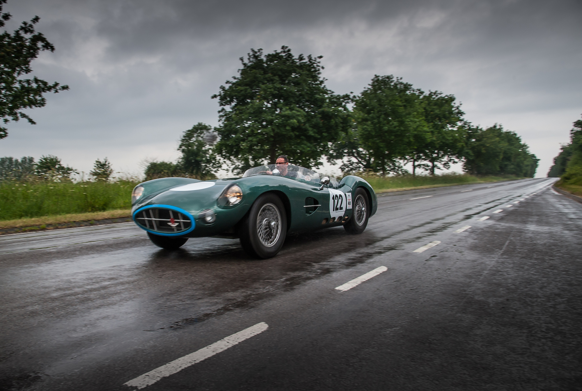 ASM R1 Aston Martin DBR1 replica