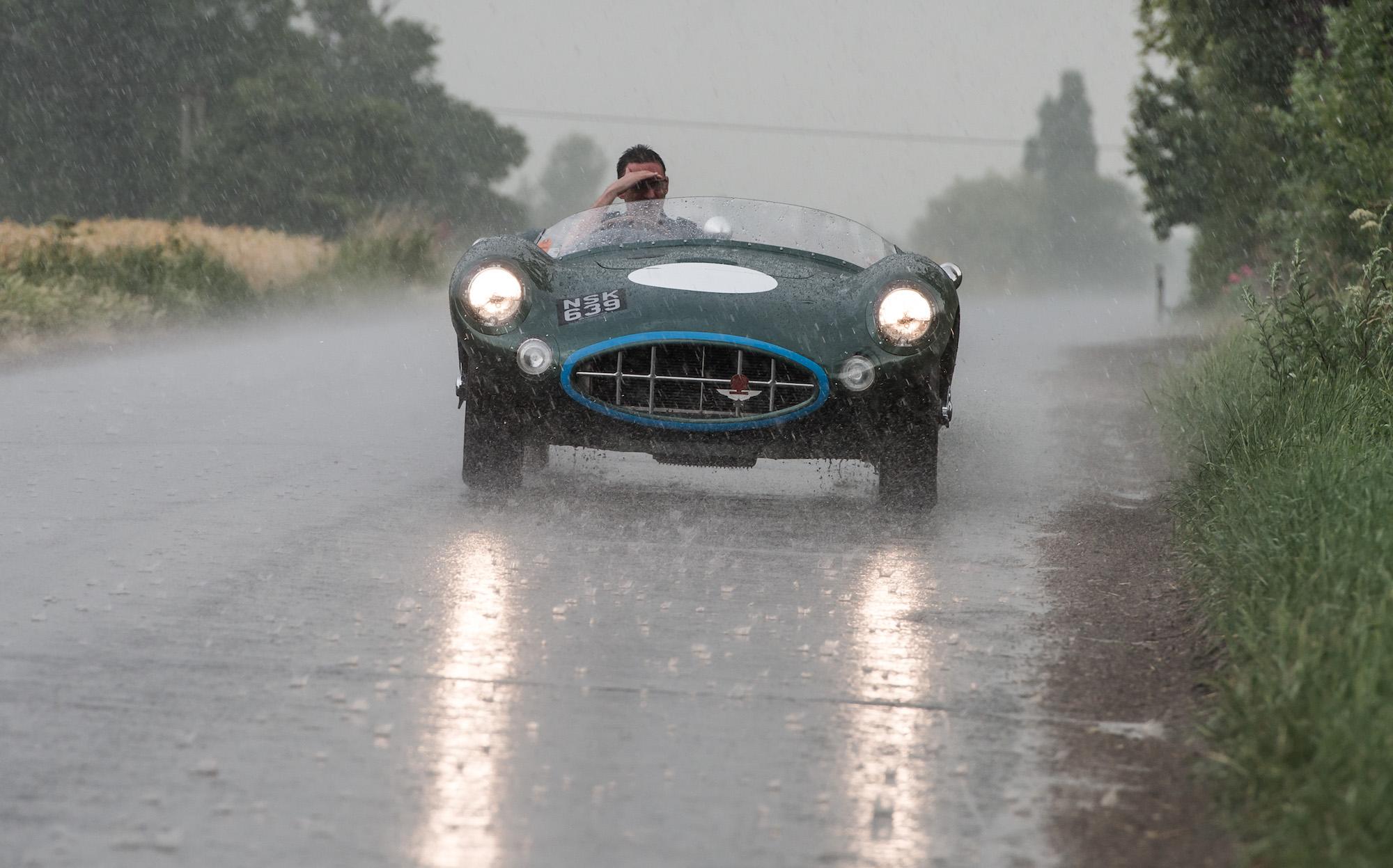 ASM R1 DBR1 heavy rain