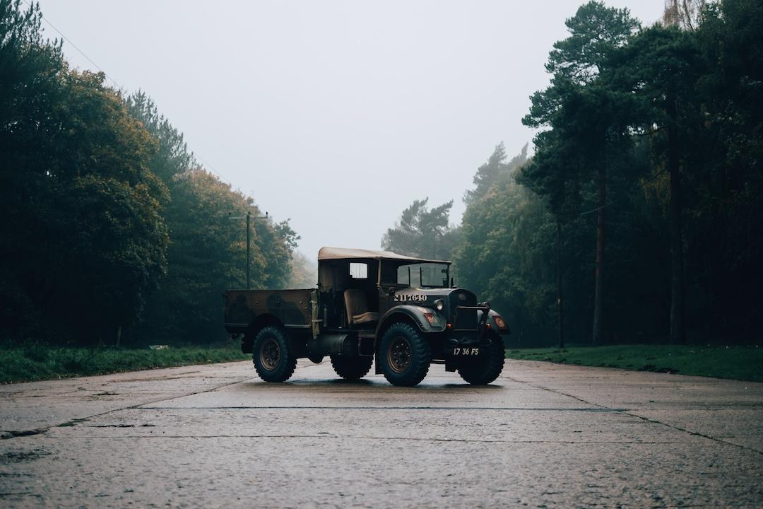 ex military fordson