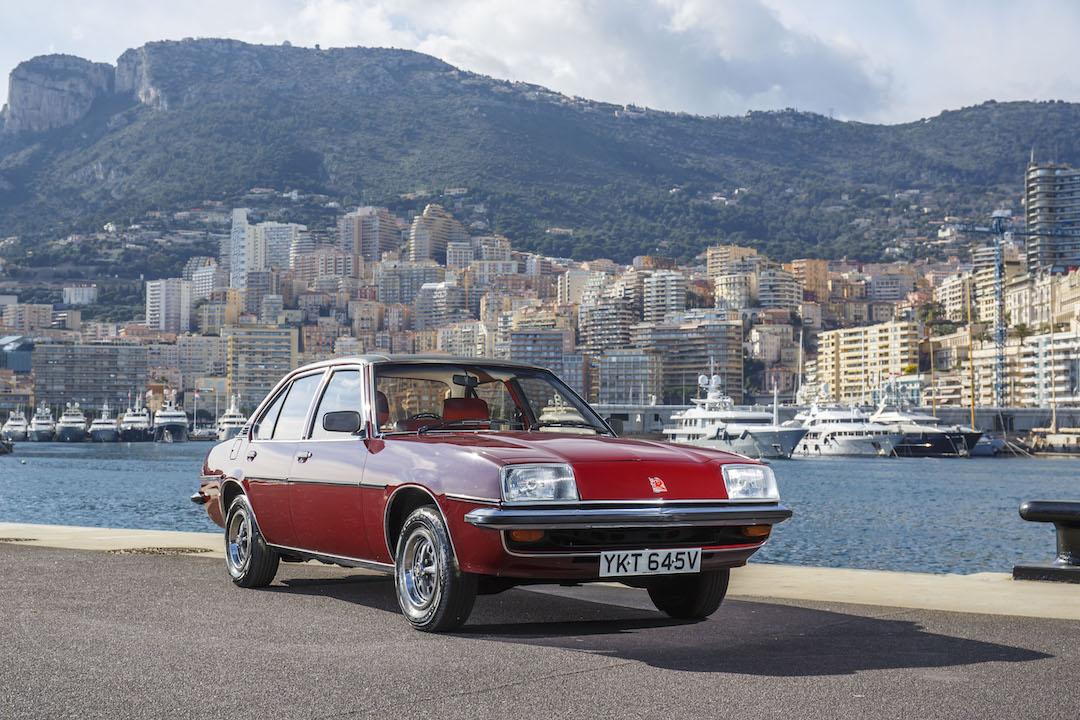 Monaco Cavalier