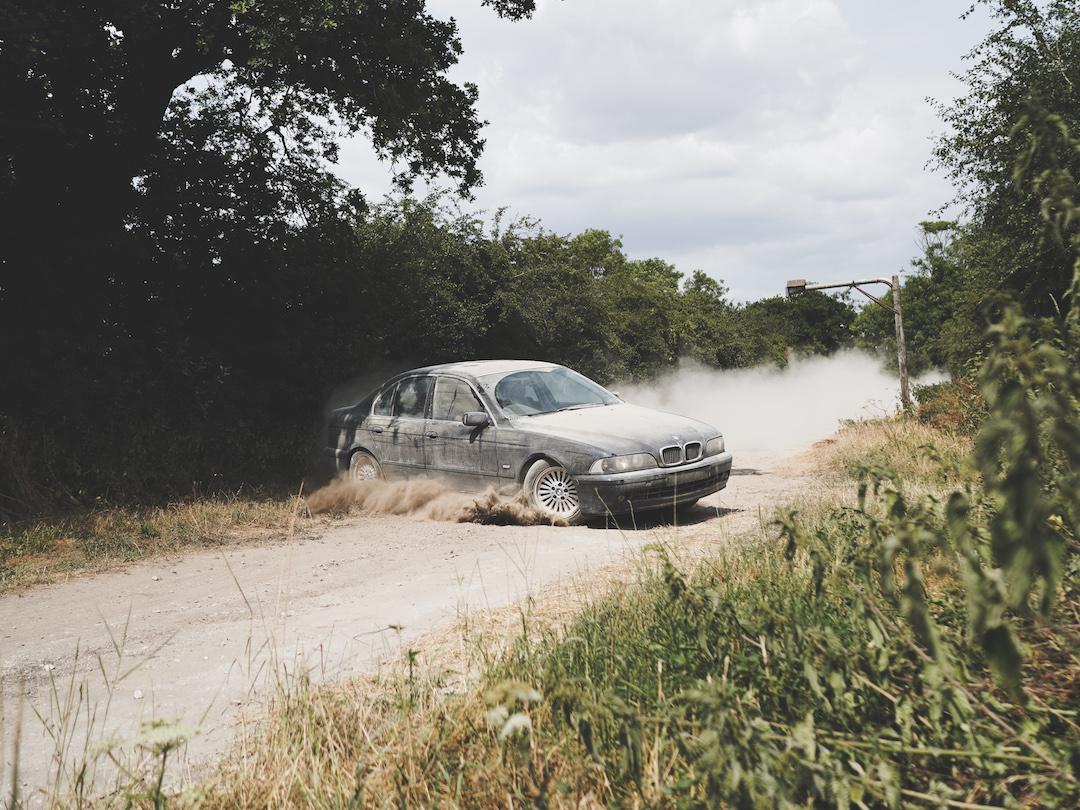 car chase header