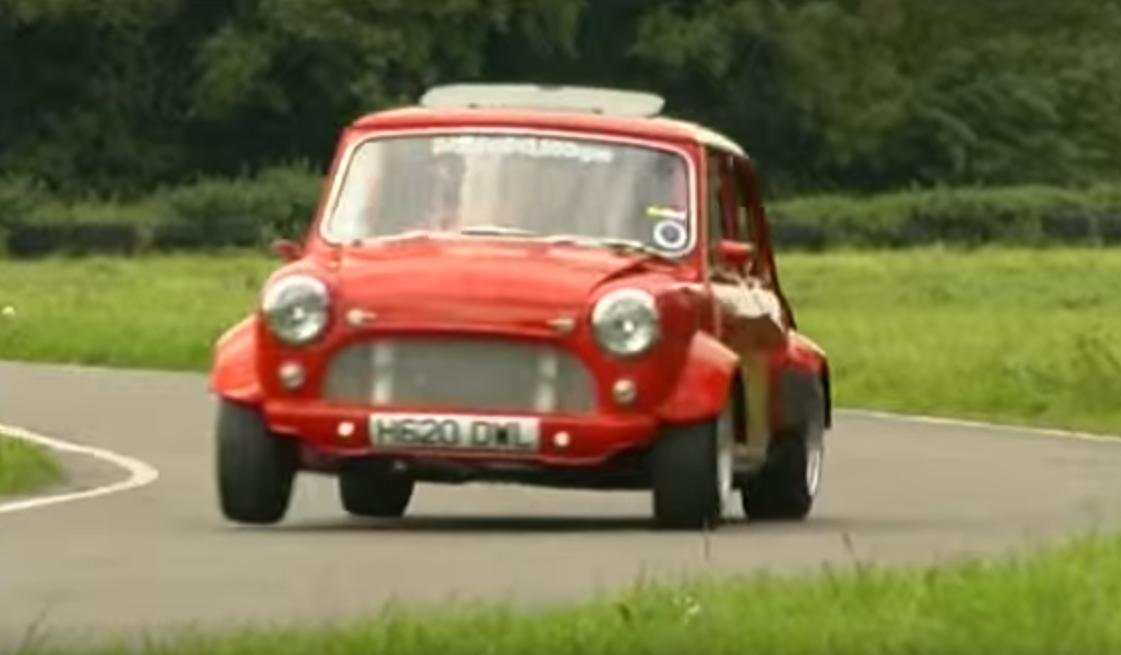 Z cars mini twin engined R1