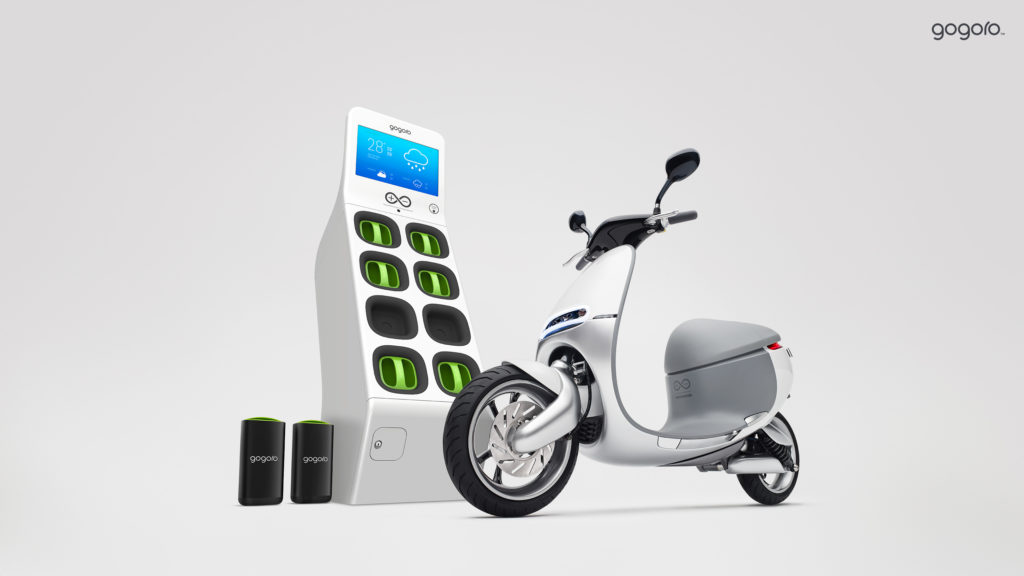Gogoro: new infrastructure breeds new possibilities