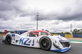 An image of a race car
